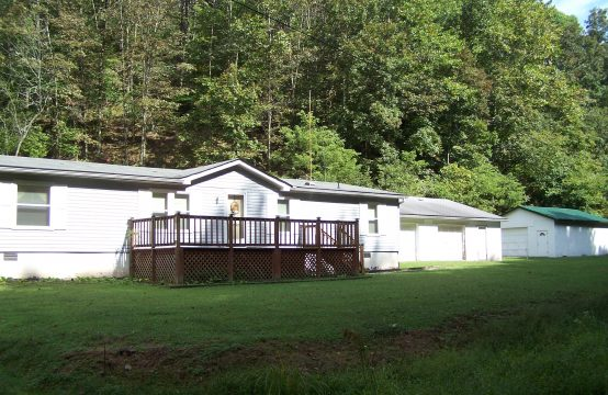 13571 Altizer Road, Arnoldsburg, WV 25235