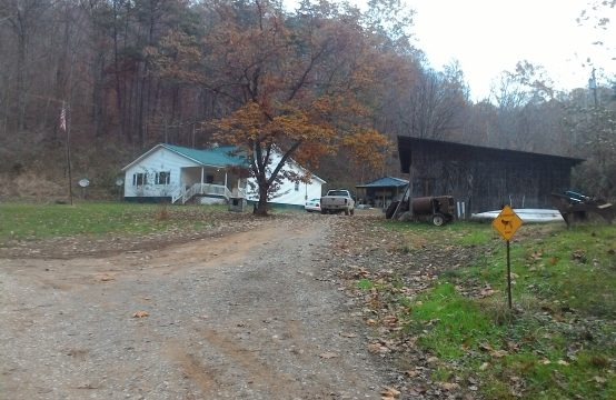 254 Brush Run Road, Looneyville,, WV  25259