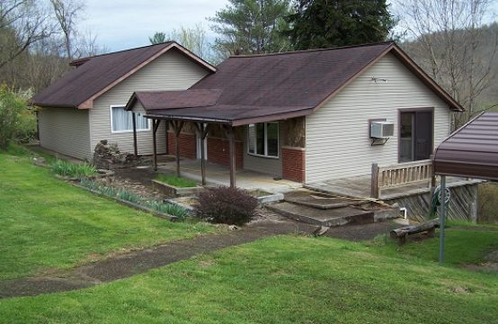 PRICE REDUCED! 2558 W. Little Kanawha Hwy, Grantsville, WV