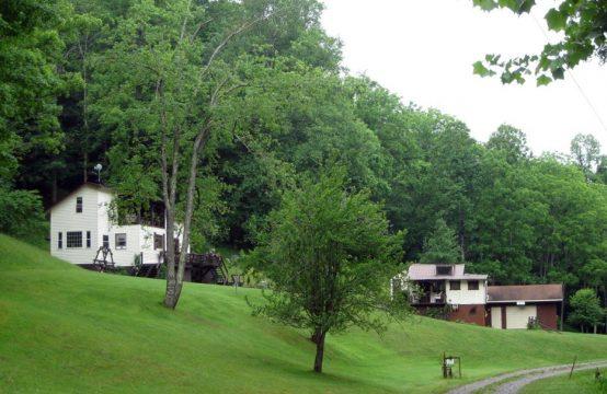 794 Coon Fork, Arnoldsburg, WV  25234