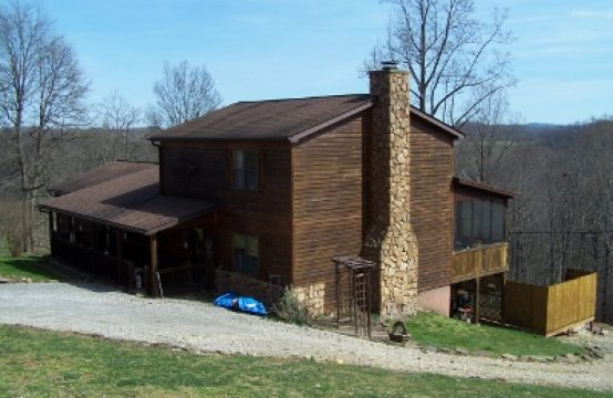 930 Nobe Road, Big Bend, WV  26136