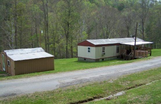 6148 Left Fork Road, Grantsville, WV  26147