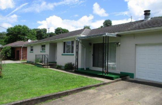 217  Mill Street, Grantsville, WV  26147