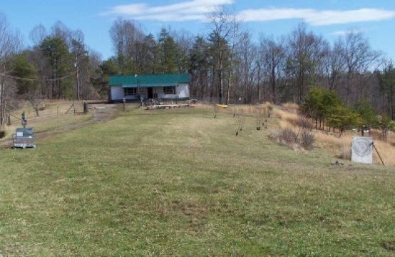2 BEDROOM HOME ON 7.45 ACRES – HANDYMAN SPECIAL