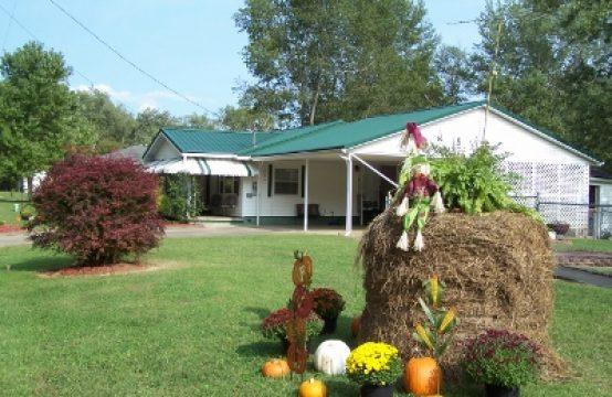 3670 East Little Kanawha Hwy, Grantsville, WV 26147