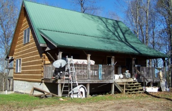 1337 E Little Kanawha Hwy, Grantsville, WV  26147